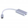 USB-C į Mini Display Port adapteris